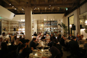 2018's LA Chefs for Human Rights dinner at Cassia